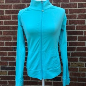 Tuff Athletics Womens Med Full Zip Athletic Jacket